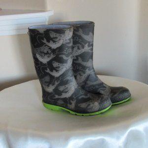 Boys Rubber boots Kamik Size 1- Bundle 5 for $25.